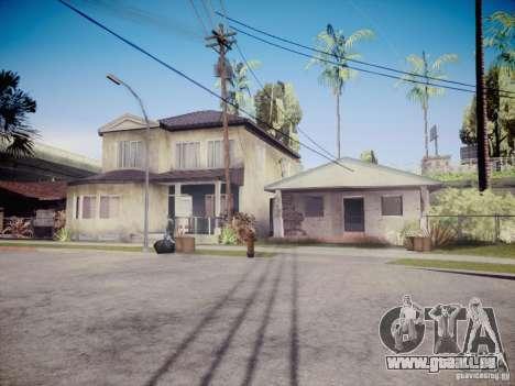 Hybrid ENB Series für GTA San Andreas fünften Screenshot