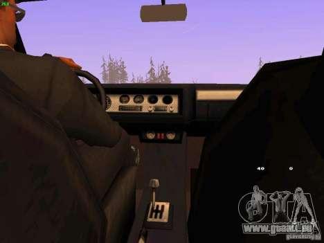 Huntley Superior pour GTA San Andreas moteur