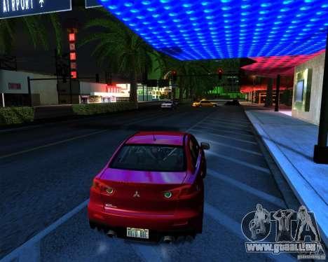 ENB Series by LeRxaR v 2.0 pour GTA San Andreas quatrième écran