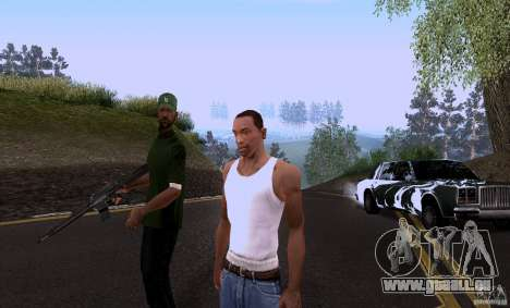 Call for Homies V2.0 für GTA San Andreas