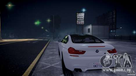 Realistic ENBSeries V1.2 pour GTA 4 dixièmes d'écran