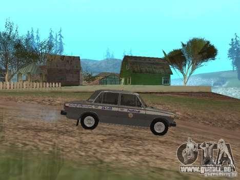 VAZ 21063 akademischen für GTA San Andreas linke Ansicht