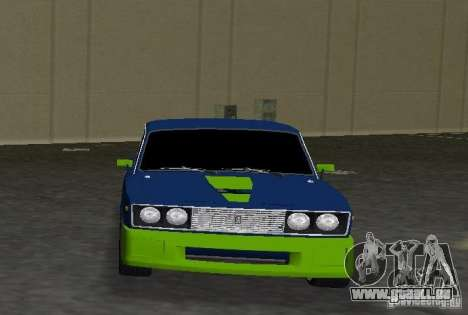VAZ 2106 Tuning v2. 0 für GTA Vice City