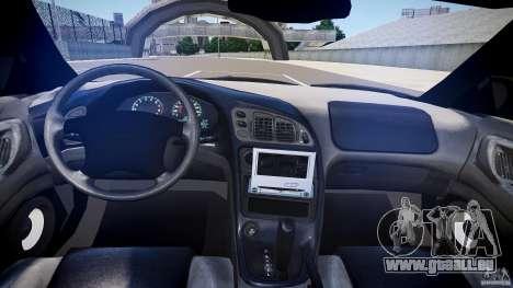 Mitsubishi Eclipse pour GTA 4 est un côté