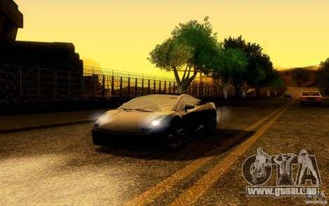 ENB Series - BM Edition v3.0 pour GTA San Andreas cinquième écran