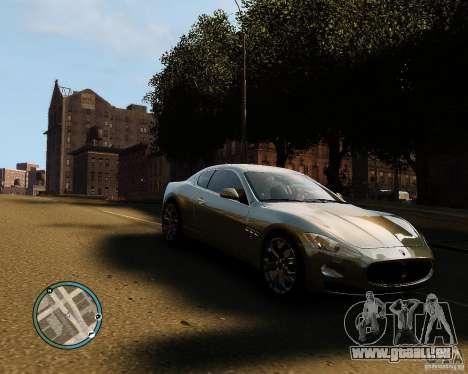 Maserati Grandturismo pour GTA 4
