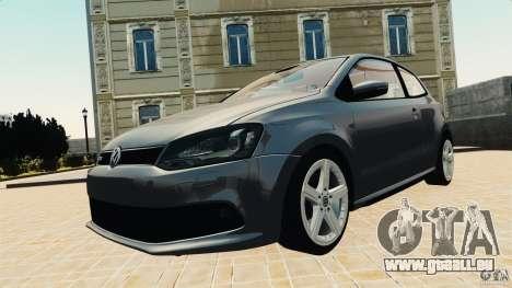 Volkswagen Polo v2.0 pour GTA 4 est une gauche