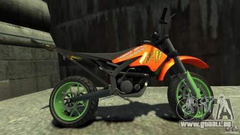 Stunt Supermotard Sanchez für GTA 4