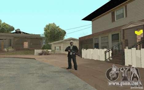 Animation de GTA IV pour GTA San Andreas neuvième écran