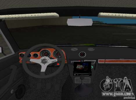 VAZ 2106 Tuning v3.0 pour GTA Vice City vue latérale