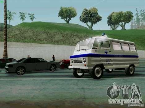 Zuk A-1805 für GTA San Andreas