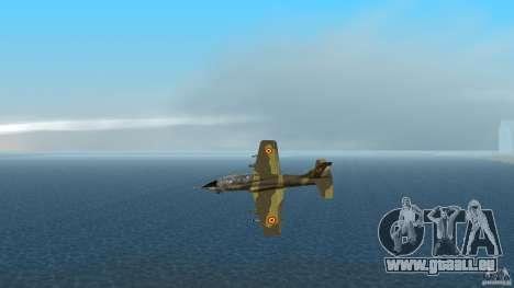 I.A.R. 99 Soim 701 pour GTA Vice City