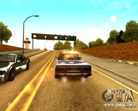 ENBSeries by Sashka911 v2 pour GTA San Andreas sixième écran