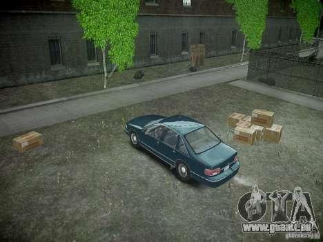 Chevrolet Caprice 1993 Rims 2 pour GTA 4 est un droit