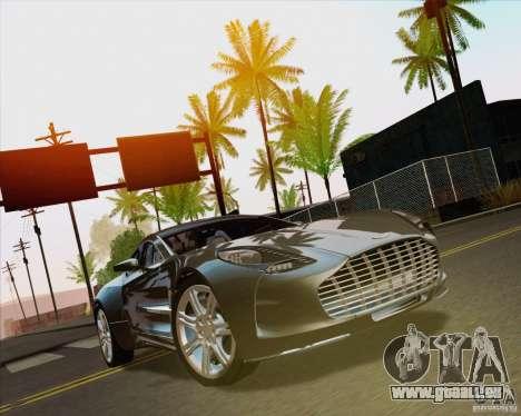 Playable ENB Series v1.1 pour GTA San Andreas sixième écran