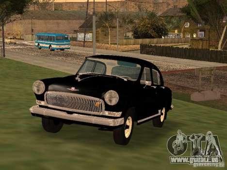 GAS-21r für GTA San Andreas