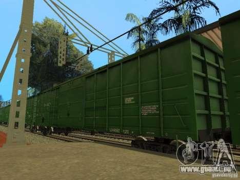 Eisenbahn-Änderung III für GTA San Andreas neunten Screenshot