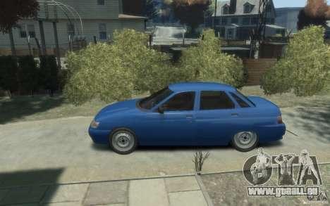 Lada VAZ 2110 für GTA 4 linke Ansicht