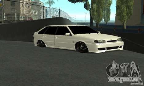ВАЗ 2114 Tuning pour GTA San Andreas