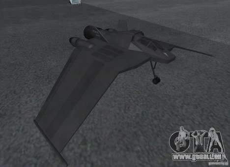 F302 für GTA San Andreas linke Ansicht