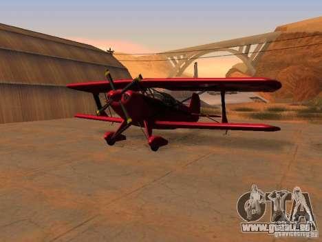 Graphique des versions console pour GTA San Andreas