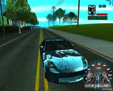 ENB by Makc pour GTA San Andreas