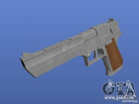 Weapon Textures für GTA 4 sechsten Screenshot