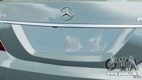 Mercedes-Benz S65 AMG 2012 v1.0 für GTA 4-Motor