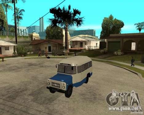 KAVZ-685 für GTA San Andreas linke Ansicht