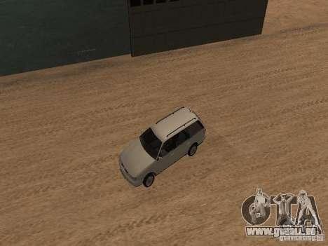 Volkswagen Passat B4 für GTA San Andreas obere Ansicht