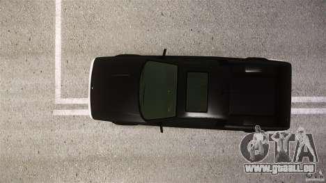 Blista Pick Up pour GTA 4 vue de dessus