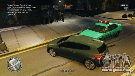 Coloured Radio HUD für GTA 4 sechsten Screenshot