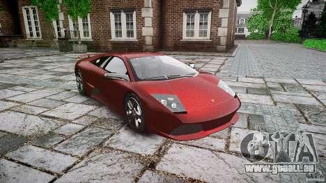 Lamborghini Murcielago v1.0b für GTA 4