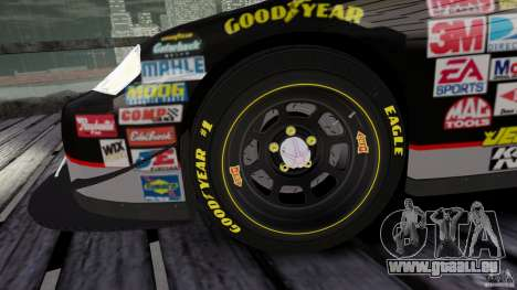 Chevy Monte Carlo SS FINAL für GTA 4 Rückansicht