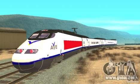 Express Train für GTA San Andreas
