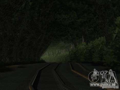 Wald in Las Venturas für GTA San Andreas fünften Screenshot