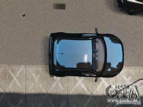 Volkswagen Gol G6 pour GTA 4 est un droit