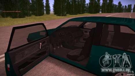 VAZ 2108 niedrige Classic für GTA San Andreas rechten Ansicht