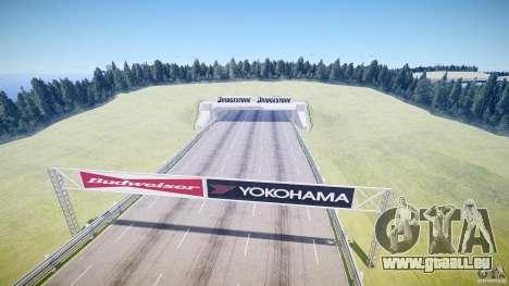 High Speed Ring pour GTA 4 quatrième écran