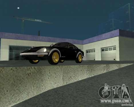 Nissan  Fairlady 240ZG pour GTA San Andreas vue de droite
