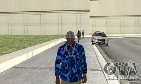 Hoody skin für GTA San Andreas