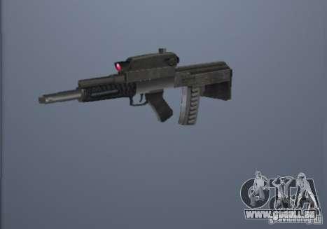 OTS-101 Adder pour GTA San Andreas