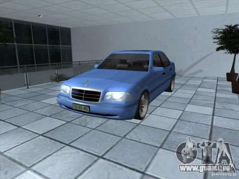 Mercedes Benz C220 pour GTA San Andreas