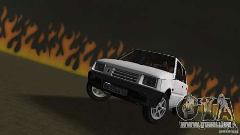 VAZ 1111 Oka Sedan pour GTA Vice City
