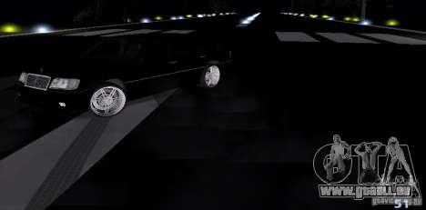 Electronic Speedometr für GTA San Andreas dritten Screenshot