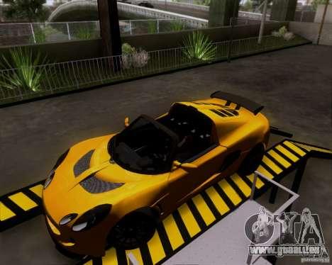 Lotus Exige für GTA San Andreas linke Ansicht