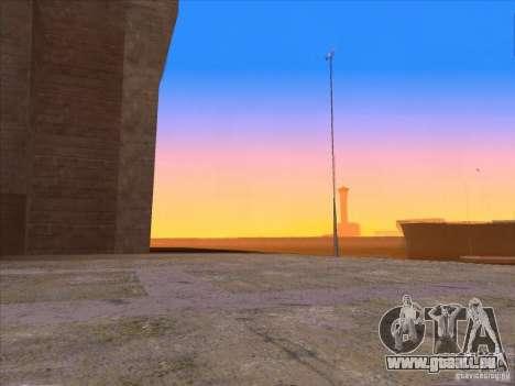 Nouveau Timecyc pour GTA San Andreas sixième écran