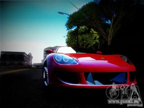 Realistic Graphics 2012 pour GTA San Andreas