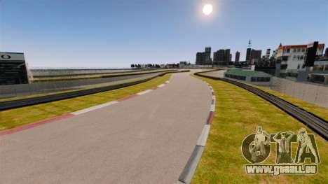 Tsukuba Circuit v3.0 für GTA 4 weiter Screenshot