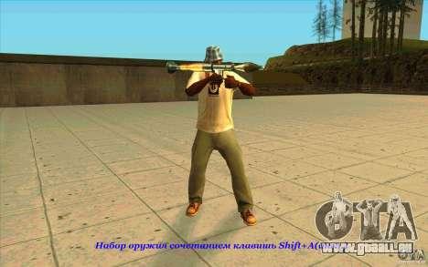 Skorpro Mods Vol.2 pour GTA San Andreas cinquième écran
